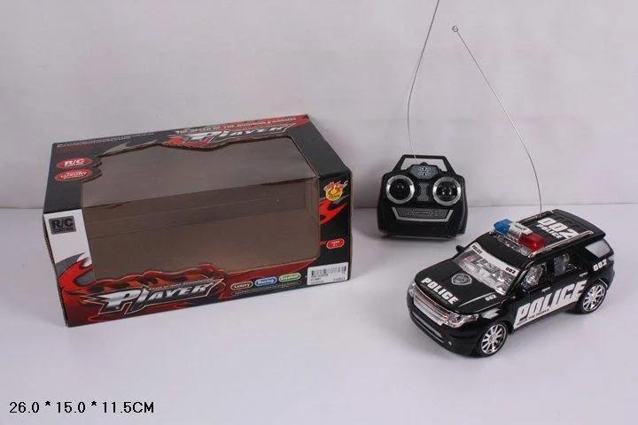 Машина на радіокеруванні Поліція в коробці  6138B1