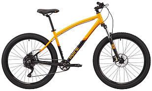 "Велосипед 27,5"" Pride RAGGEY 2021 оранжевый"