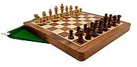 "Подарочный дорожный набор Italfama ""Staunton"" (шахматы, шашки, нарды)"