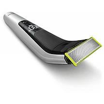 Триммер для бороды и усов Philips OneBlade Pro QP6520/20, фото 3