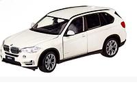 Машинка BMW X5 WELLY 1:32 белая