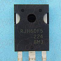 IGBT NPN 600В 60А Renesas RJH60F5DPQ TO3P
