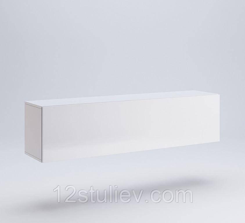 Тумба подвесная Белый глянец  BOX-33