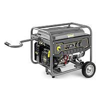 Генератор Karcher бензиновий PGG 6/1, 230В, електростарт, max 5.5 кВт, 13л.с.