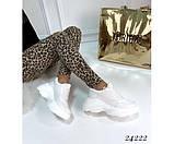 Кроссовки на высокой подошве, фото 3