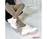 Кроссовки на высокой подошве, фото 4