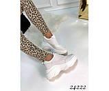 Кроссовки на высокой подошве, фото 6