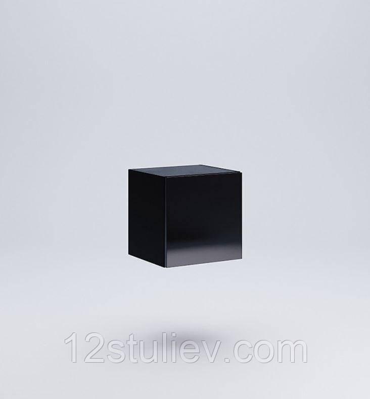 Тумба підвісна Чорний глянець BOX-20
