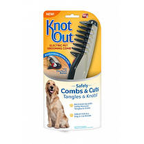 Фурминатор-гребінець для тварин Knot Out, фото 3