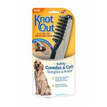 Фурминатор-расческа для животных Knot Out, фото 3