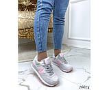 Кроссовки замшевые, фото 5