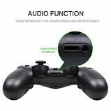 Беспроводной геймпад Wireless джойстик для PC, iOS, Android, PS Bluetooth черный, фото 2