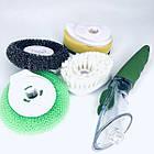 Багатофункціональна щітка з дозатором і насадками для чищення посуду Dmz 8890, фото 2