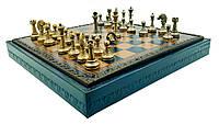 """Подарочный набор Italfama """"Mignon Fiorito"""" (шахматы + шашки)"""