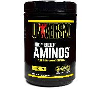 Universal Nutrition 100% Beef Aminos 400 таб аминкоислотный комплекс из говядины