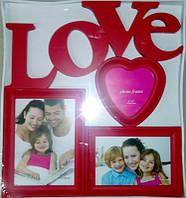 "Фото-коллаж ""LOVE""., фото 1"