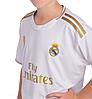 Форма футбольная детская REAL MADRID домашняя 2020 CO-0953 (реплика) размер 26, фото 3