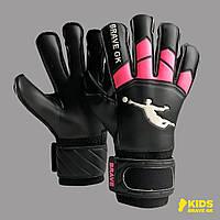 Вратарские перчатки Brave GK Winner Black  (новинка 2021)