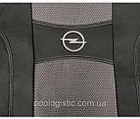 Чехлы Опель Астра G/ H От 2004- универсал хачбе раздельная спинка Opel, фото 2