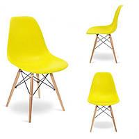 Кухонный стул MUF-ART 53×46×83 мм Yellow