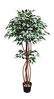 Дерево штучне Фікус з ліанами