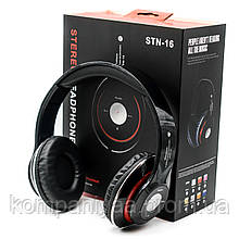 Бездротові Bluetooth навушники Studio STN-16