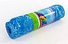 Коврик для фитнеса и йоги PER 6мм FI-4936 (размер 1,83мx0,61мx6мм, синый), фото 3
