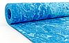 Коврик для фитнеса и йоги PER 6мм FI-4936 (размер 1,83мx0,61мx6мм, синый), фото 2