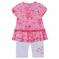 Комплект 3Pommes komplekt-futbolka-i-legginsy-3f37030baby 80 см розовый