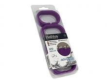 Кольца для шторки Bathlux 12 шт. Flor de clasico 30008 SKL11-132506