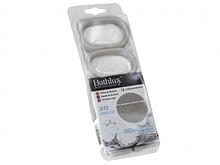 Кольца для шторки Bathlux 12 шт. Rosa 30011 SKL11-132507