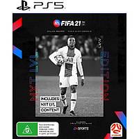 FIFA 21 (Тижневий прокат аккаунта PS5)