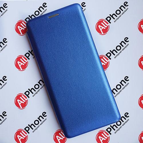 Чехол-книжка Premium Leather Case Black для Xiaomi Redmi 9