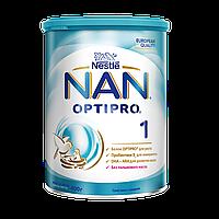 Суха молочна суміш NAN® 1 OPTIPRO® (НАН) для дітей з моменту народження, 400 г