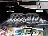 Клавиатура проводная USB A2004 игровая