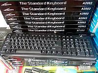 Клавиатура проводная USB A2002