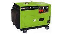 Однофазный дизельный генератор DALGAKIRAN DJ 4000 DG-EC (4 кВт)