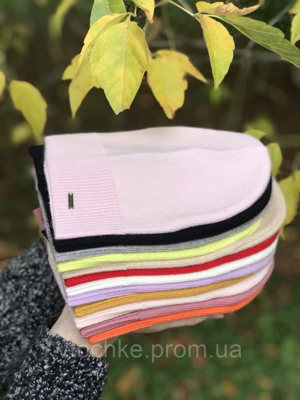 Легка жіноча  шапка