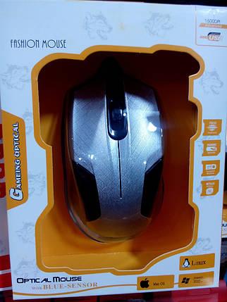 Мышь компьютерная проводная USB M312 (цвета в ассортименте), фото 2