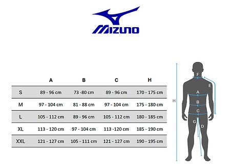 Шорти спортивні Mizuno Terry Short 32ED7B75-01, фото 2