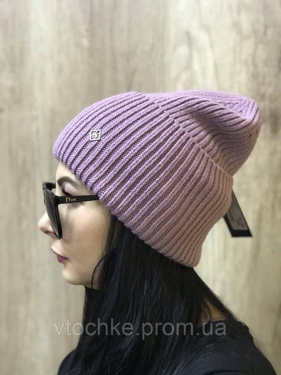 Тепла Жіноча шапка