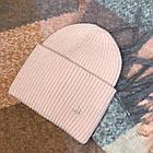 Тепла Жіноча шапка, фото 10
