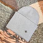 Тепла Жіноча шапка, фото 9