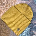 Тепла Жіноча шапка, фото 7