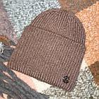 Тепла Жіноча шапка, фото 8