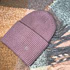 Тепла Жіноча шапка, фото 6