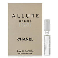 Chanel Allure Homme Edition Blanche Парфумована вода (пробник) 1.5ml
