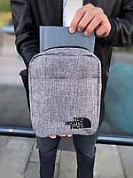 Барсетка The North Face Мужская сумка через плечо Мессенджер Женская