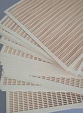Разделительная решетка Никот 50 х 50 см,NICOT Франция на 12 рамочный улей, фото 3