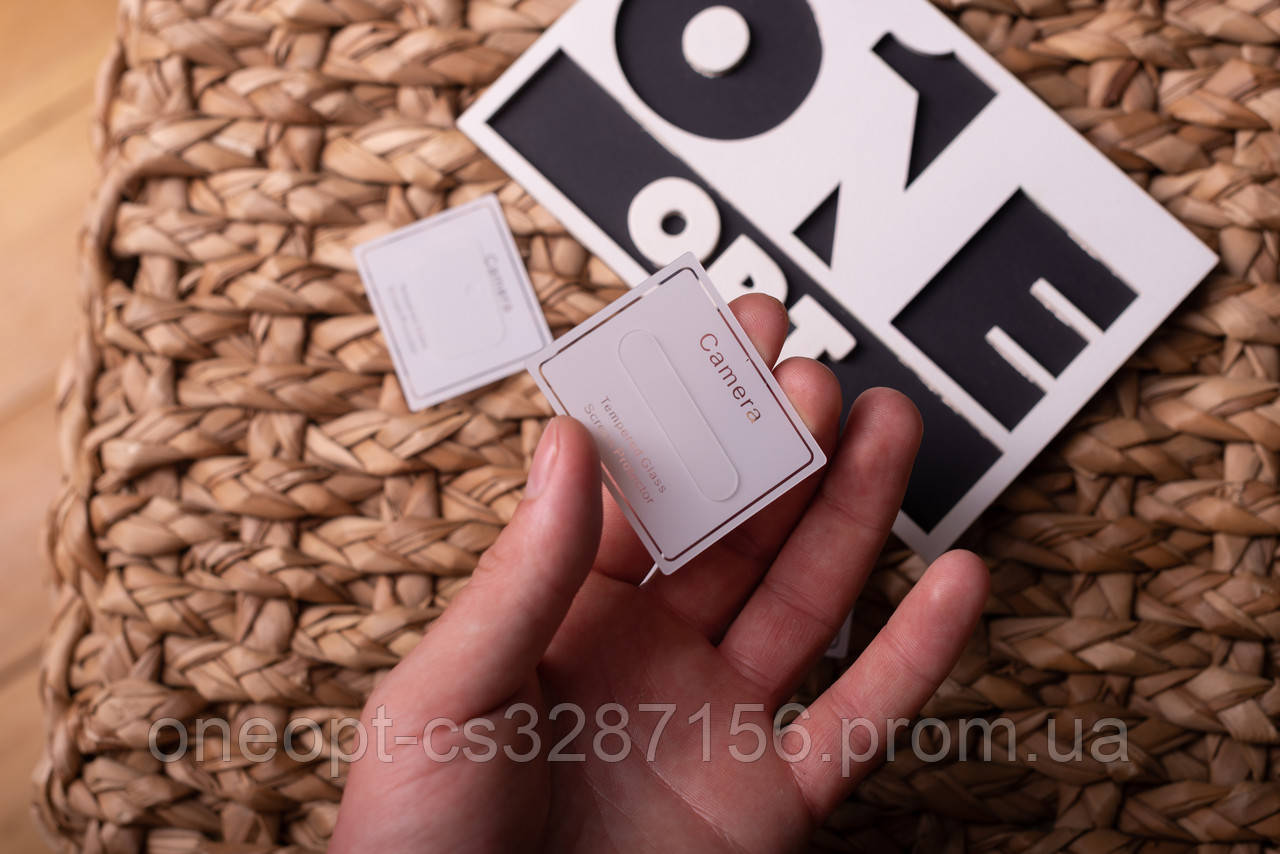 Захисне скло на задню камеру для Samsung Note 10